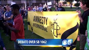 SB 1062 Amnesty Intrntl