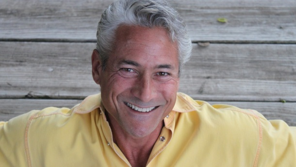Greg Louganis Head Shot