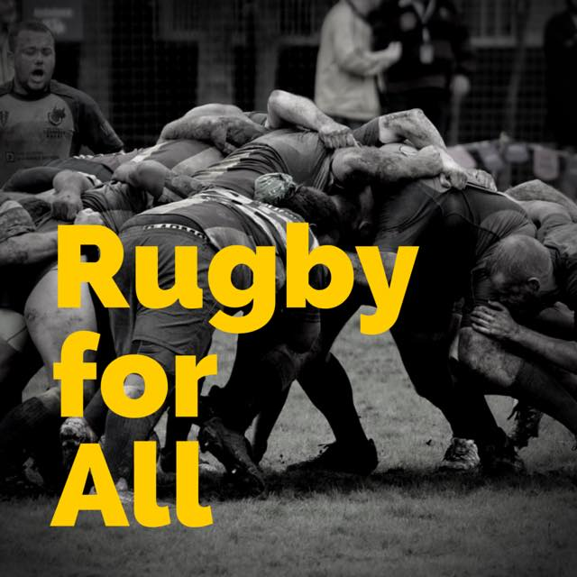 Rugby for All Slogan