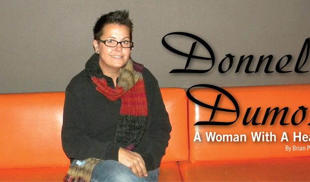 Donnell Dumos – Women With A Heart