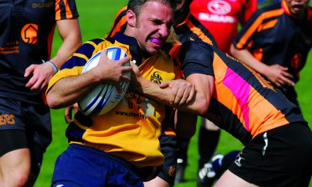 Rugby Taking Hold in the U.S.