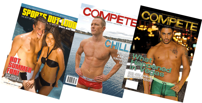 COMPETE Network Survey – Vote on your favorite past swimsuit cover!
