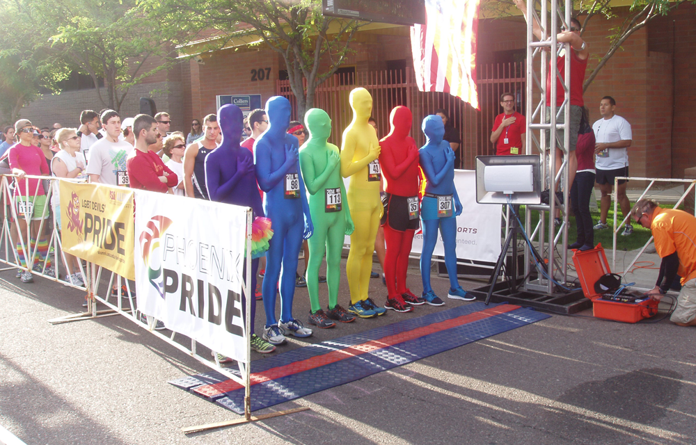 The 34th Annual Phoenix Pride and Phoenix Frontrunners Pride Run/Walk