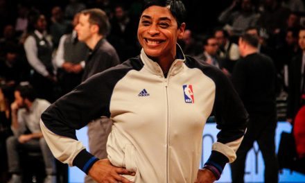 NBA Referee Gets Hitched