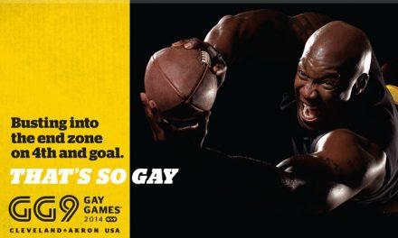 Gay Games Moves Through Rain Delays
