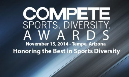 Phoenix Selected to Host 2014 Compete Sports Diversity Awards-West Coast
