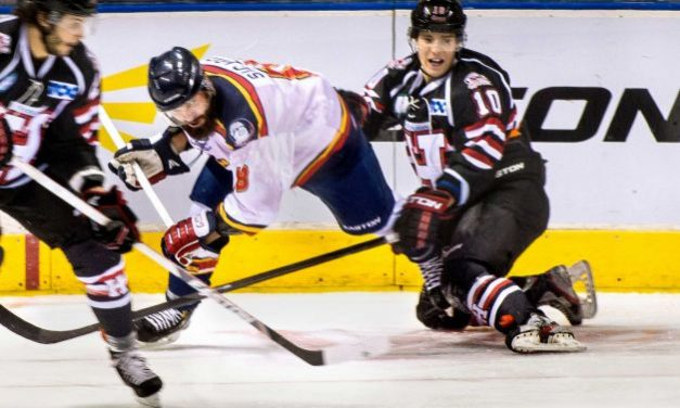 Quick action by arena medical staff saves life of hockey player Justin Cseter