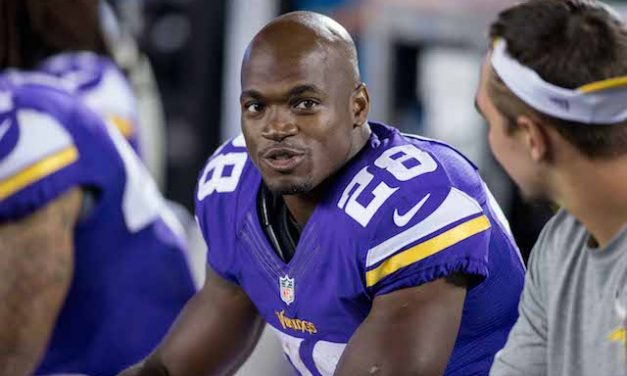 NFL rejects Adrian Peterson's request for immediate reinstatement