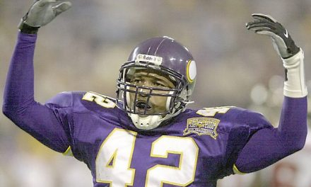 Former Viking Orlando Thomas dies at 42 from ALS