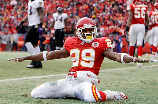 Chiefs' Eric Berry diagnosed with Hodgkin's disease