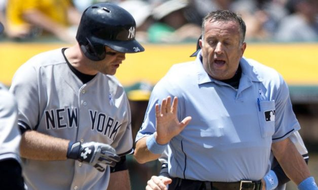 Decorated MLB umpire comes out