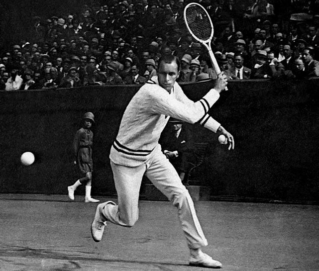 Tennis' greatest martyr
