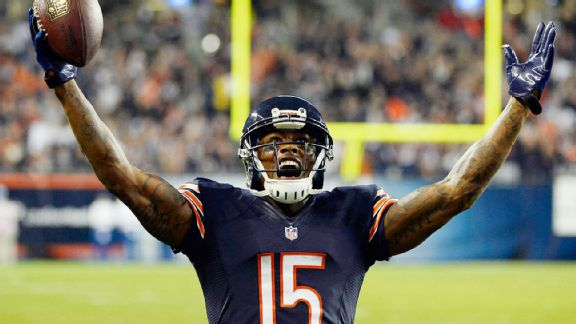 Bears Brandon Marshall out for season with collapsed lung