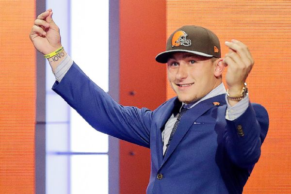 Are Browns' players Gordon, Gilbert & Manziel fading to black?