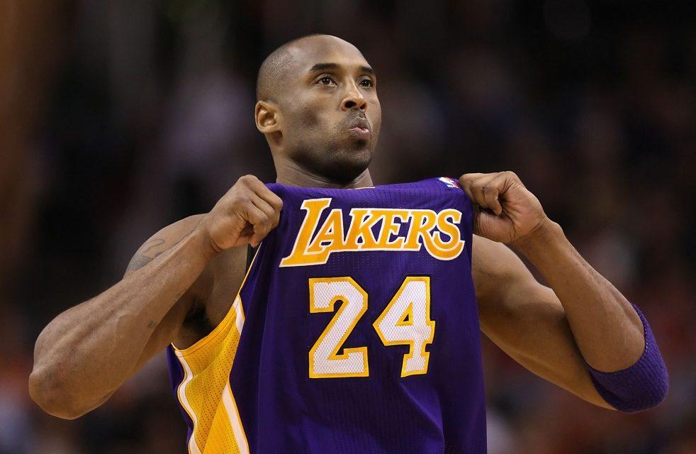 Kobe hits a new milestone
