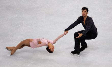 Canadian Olympic medal winner Eric Radford comes out