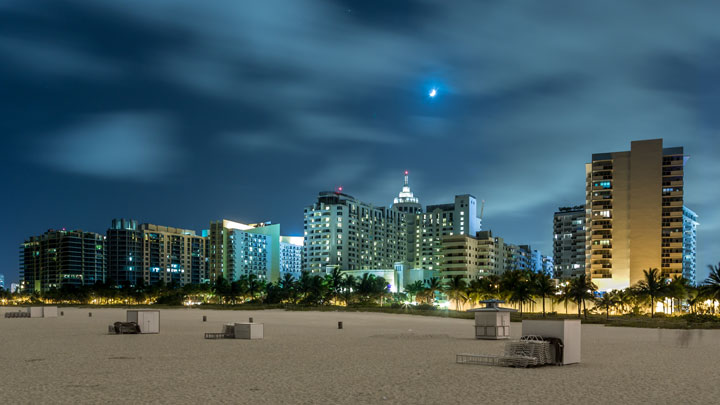 Travel All-Star: Hot Nights in Miami