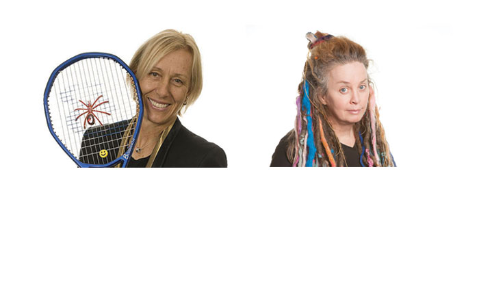 FACE-OFF: In your mind, which athlete best personifies sports diversity?