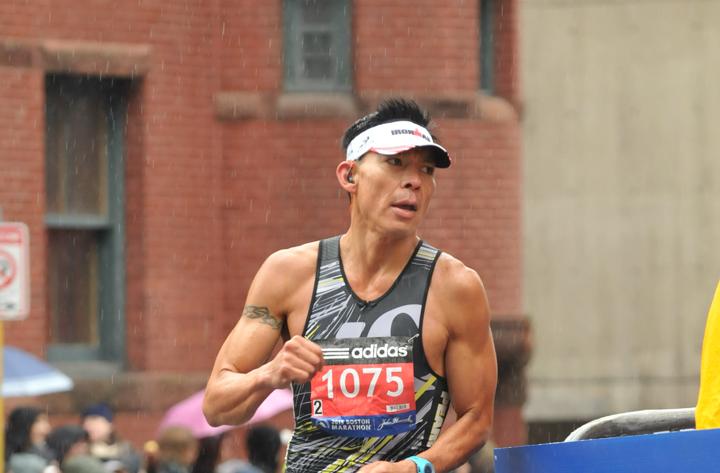 Trent Taylor – Born to Run … the Boston Marathon