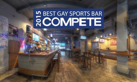 2015 Best Gay Sports Bars