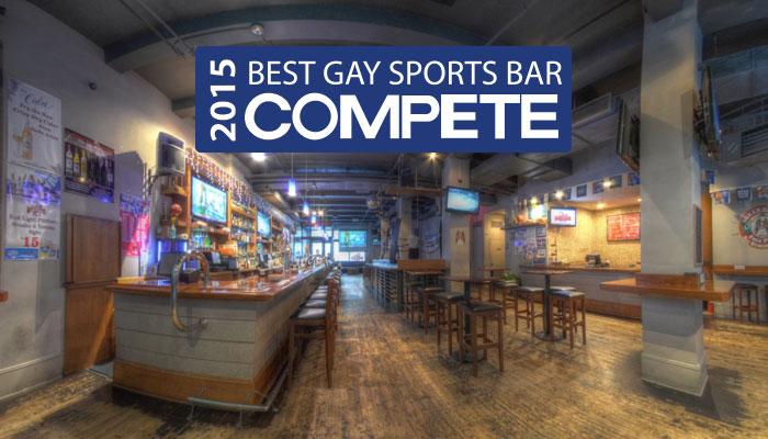 2015 Best Gay Sports Bars
