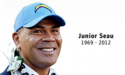 Junior Seau's family not permitted to speak at 2015 Hall of Fame induction