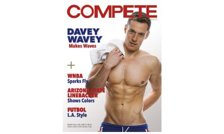 Compete Classic: Davey Wavey – August 2014 Cover Model