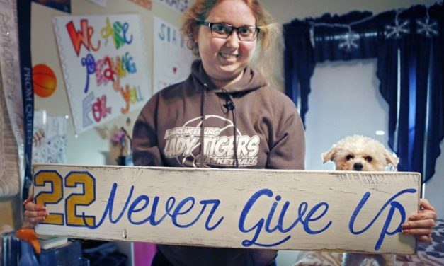 Lauren Hill Honored Posthumously by College Tipoff Game