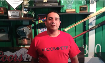 Calling all #iCompete Videos!