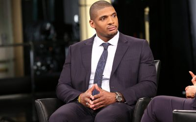 Football's not for sissies – and Michael Sam isn't a sissy!