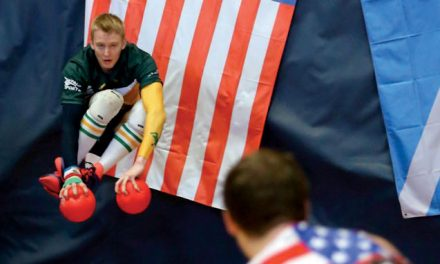 Vegas Hosts the 2015 World Dodgeball Championship