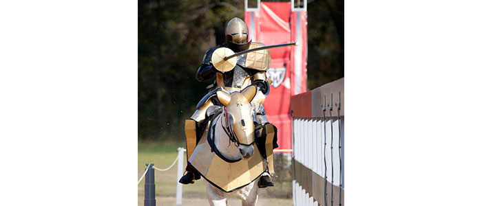 Compete Classic: No Jesting—It's Jousting!