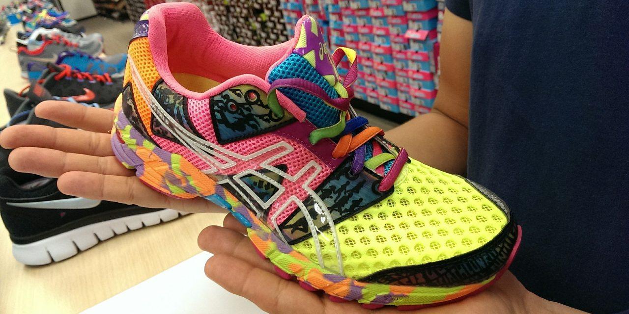 Running shoe data shows expensive isn't better