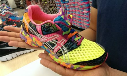 Running shoe data shows expensive isn't better