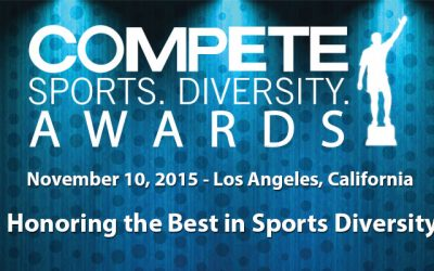 """From The Skybox: """"Fall""""ing Into the Compete Sports Diversity Awards"""
