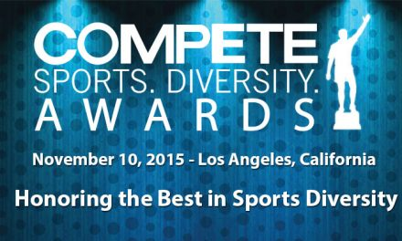 "From The Skybox: ""Fall""ing Into the Compete Sports Diversity Awards"