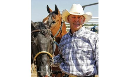 Faces of Sports: Rodeo Cowboy Brian Helander