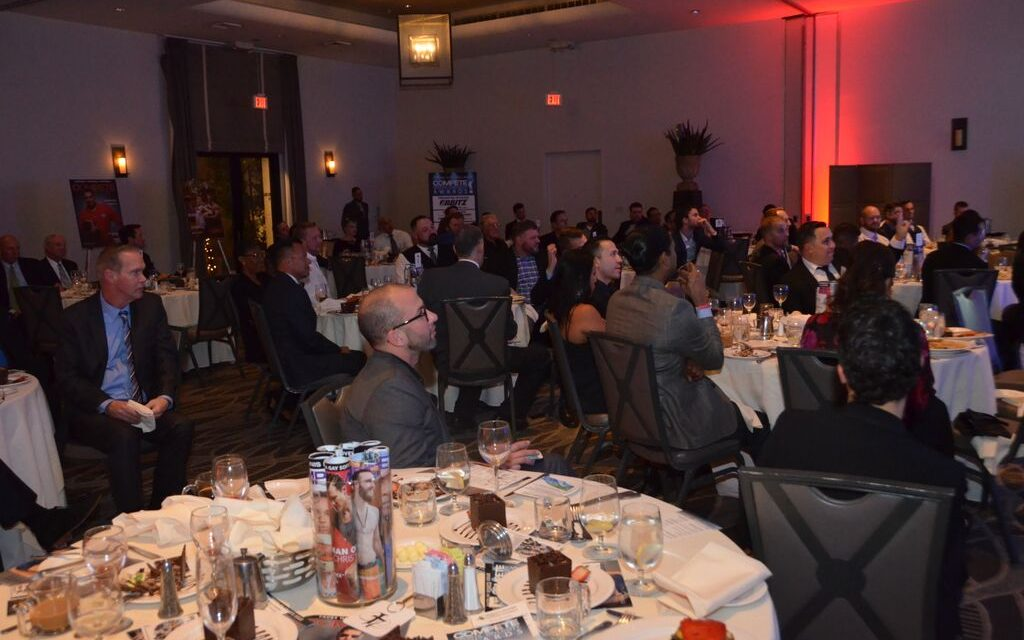 2015 Compete Sports Diversity Awards Held in Los Angeles
