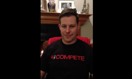 Jeff Kagan #iCompete Video
