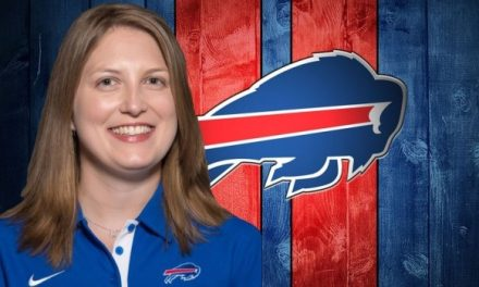 Buffalo Bills hire Kathryn Smith as first full-time female coach in NFL