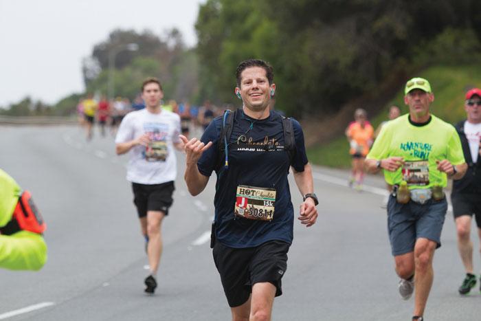 Running: My Own Personal Star Trek Adventure