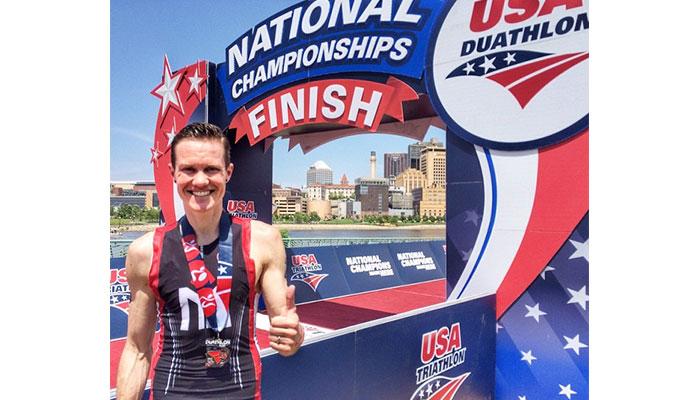 Community Hero: Chris Mosier – Blazing a Trail for Trans Athletes
