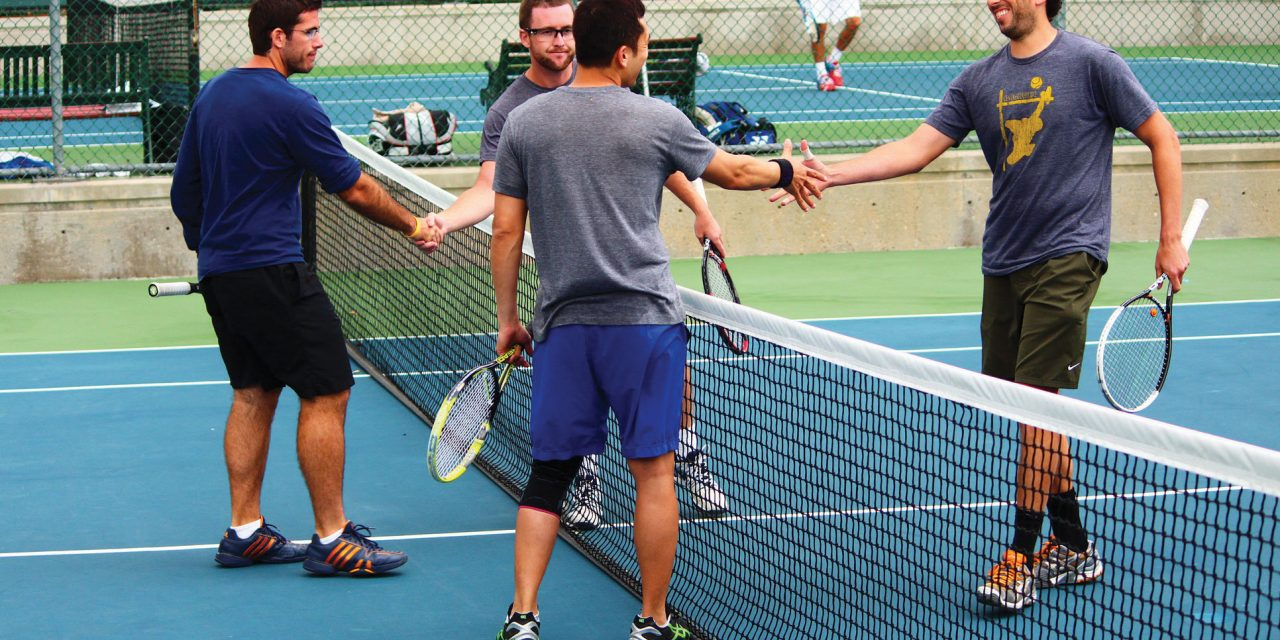 Calling All Tennis Players for the LA Open 2016
