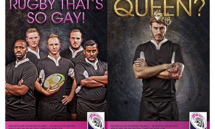 Gay Rugby Players Welcome in Africa