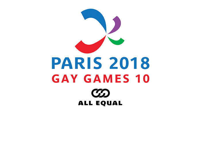 Sign Up for Paris 2018 Gay Games 10