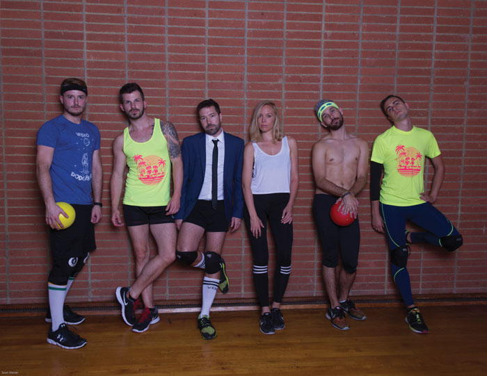 WeHo Dodgeball Courts the Community