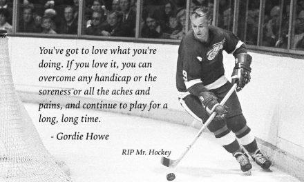 """""""Mr. Hockey"""" Gordie Howe dead at 88"""