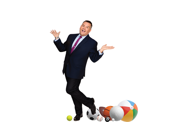 Ross Mathews – From Intern to Super Sports Fan and Official Gay Superhero