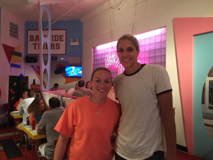 WNBA's Elena Delle Donne's engaged but did she come out?