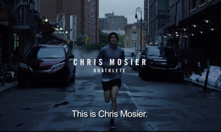 "Chris Mosier's ""Unlimited Courage"" featured in Nike ad"